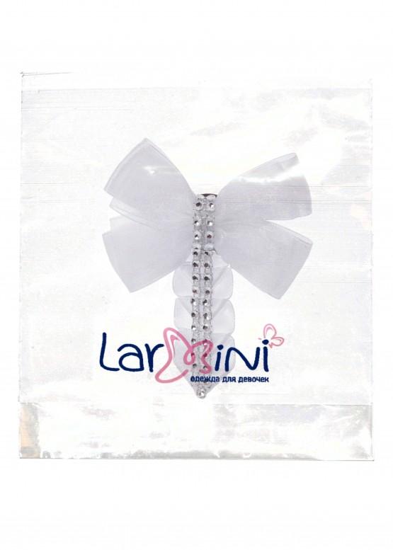 LARMINI Брошь LR-AC-B-BL-PTS-D, цвет белый