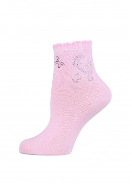 LARMINI Носки LR-S-162878, цвет розовый