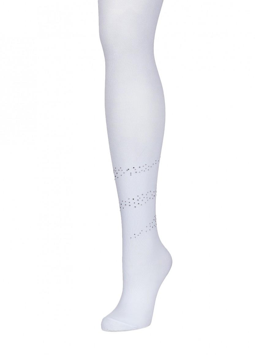 LARMINI Колготки LR-C-OKN-171201, цвет белый