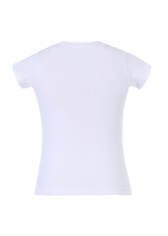 LARMINI Футболка LR-T-000001, цвет белый